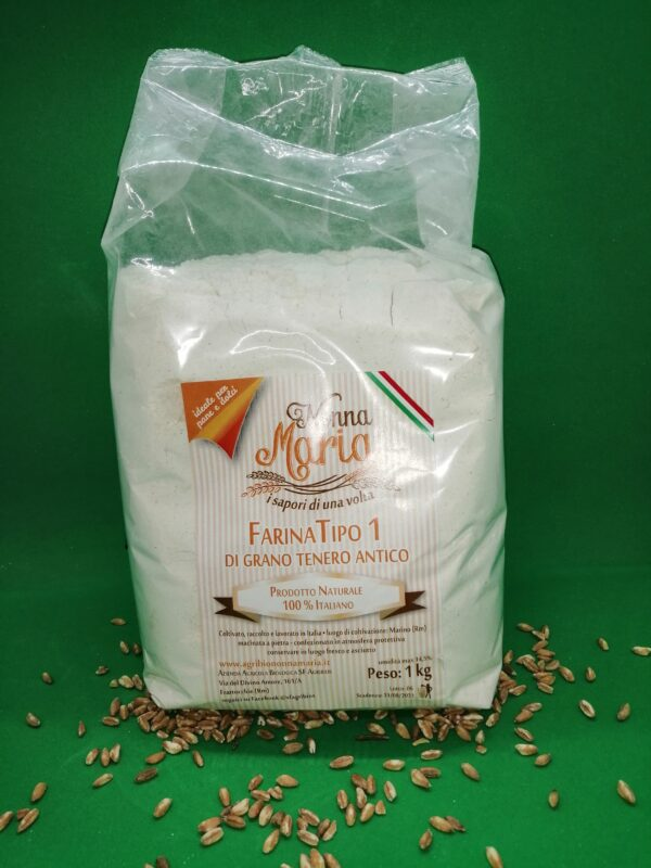farina tipo 1